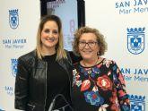 La psicóloga del CAVI, de San Javier, Juana Fuentes recibirá mañana el Premio 8 M