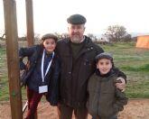 El mazarronero Salvador S�nchez Yepes se proclama subcampe�n de España de caza de perdiz con reclamo