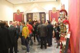 El Tercio Romano protagoniza la exposición temática de la Semana Santa pinatarense
