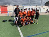 Ucoerm congrega a más de 500 alumnos de toda la Región en el I Torneo de Fútbol 8 Alevín en Cieza