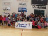 Finaliza la Fase Local de Balonmano Alevín de Deporte Escolar