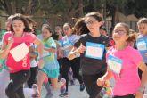 Los colegios Juan Antonio López Alcaraz y Asunción Jordán ponen su gota de agua por Níger