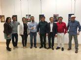 La exposición de fotografías 'Tras Cervantes' en Torre Pacheco