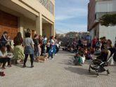 Campos del Río conmemora el Día Internacional del Libro Infantil con una carrera literaria y la visita de Cristian Andersen