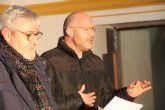 Mª Ángeles Túnez y Serafín Campoy pregonaron con emoción el inicio de la Semana Santa de Puerto Lumbreras