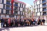 López Miras: 'Los vecinos de San Fernando son ejemplo de superación y esperanza para la nueva Lorca'