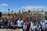 Gran fin de semana scout en Las Torres de Cotillas