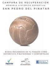 San Pedro del Pinatar busca la colaboración de sus vecinos para recuperar la historia del deporte local