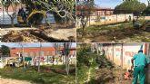 Impulsan un proyecto para recuperar huertos escolares destruidos por las inundaciones de septiembre