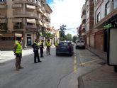 La Policía Local ´blinda´ el municipio de     Archena frente al COVID-19