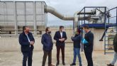 La Comunidad gestionará la depuradora de aguas residuales del Polígono Industrial de Cabecicos Blancos de Librilla
