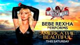 La cantante Bebe Rexha abrirá WrestleManiaR interpretando