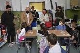 Lucas y Ramos visitan los talleres 'Conciliando Cieza 2021'
