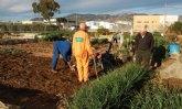 El Ayuntamiento y La Almajara firman un acuerdo para la gestión de los huertos ecológicos