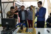 Los aficionados de las nuevas tecnologías se dan cita en la tercera edición de Pinatar Interactiva