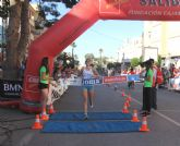 Casi 300 atletas nacionales participaron en el Campeonato de España de Milla en Puerto Lumbreras