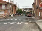 Comienzan esta semana las obras de pavimentación de la calle Moratalla