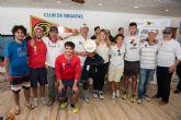 La regata Bahía de Mazarrón bate su récord de participación