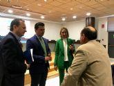 La directora general de Energía presenta en San Javier las ayudas a empresas para la mejora de la eficiencia energética y el uso de energías renovables