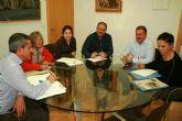Totana presenta un total de siete proyectos, por el momento, a la convocatoria Leader a trav�s del grupo de acci�n local Campoder para 2017/2021