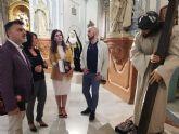 El presente y futuro de la imaginer�a se dan cita en San Juan de Dios con la exposici�n �Barro, madera y sangre�