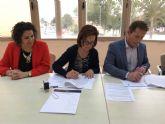 El Ayuntamiento de Torre Pacheco y la Asociación PROMETEO renuevan convenio de colaboración