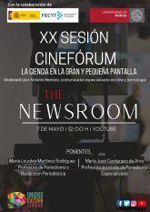 La nueva sesión del cinefórum ´La Ciencia en la gran y pequena pantalla´ de la UMU se adentra en el periodismo