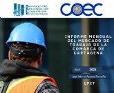 274 parados menos en las listas del sepe en la comarca del Campo de Cartagena