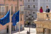 El Ayuntamiento de Cartagena conmemora este fin de semana el Día de Europa