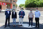 La Comunidad mejora el acceso principal al núcleo urbano de Cehegín desde la autovía del Noroeste