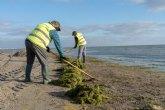 Litoral refuerza el mantenimiento en las zonas de costa desde este fin de semana