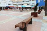 La Junta de Gobierno aprueba las obras de ampliación de la Plaza Bohemia de La Manga