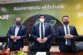 López Miras clausura la Asamblea General de Proexport