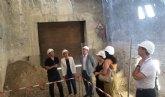 El Convento de San Francisco de Mula estará totalmente restaurado dentro de un año