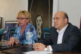 El Ayuntamiento de Cieza está estudiando una 'solución de futuro' a los asentamientos de temporeros
