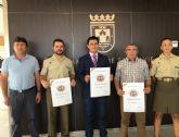 Las Fuerzas Armadas celebrarán en Santiago de la Ribera su 14 Campeonato Nacional Militar de Triatlón, el 13 de junio