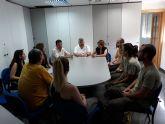 6 jóvenes han participado en el proyecto Brigada Medioambiental del Programa de Empleo Público del Ayuntamiento de Molina de Segura
