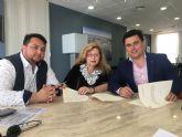 El Ayuntamiento renueva convenio con la asociación benéfica 'El niñito Jesús'
