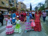 La peña 'Rincón Pulpitero' torreña celebró su 'XXVI Romería y Feria Rociera'