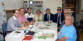 Reunión con FAMDIF y ONCE para desarrollar la accesibilidad  y los senderos adaptados en el inminente proyecto del área recreativa de la Fuente La Higuera
