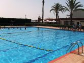 Las piscinas del Polideportivo Municipal 6 de Diciembre se abrirán el próximo sábado 9 de junio