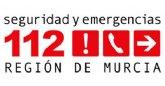Servicios de emergencias asisten a una joven de 22 años herida en accidente de tr�fico en Totana