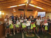 Entrega de diplomas del concurso infantil «Crece en seguridad»