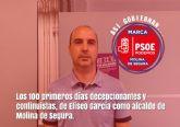Los 100 primeros días decepcionantes y continuistas, de Eliseo García como alcalde de Molina de Segura