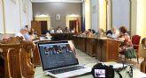 El Gobierno municipal hace una valoración positiva del pleno ordinario de julio