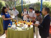 China autoriza la exportaci�n de melocotones y ciruelas a once almacenes de la regi�n de Murcia