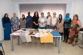 Culmina con éxito el taller de formación ocupacional sobre costura dirigido a desempleados