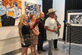Juan Ros rinde homenaje al cine en San Pedro del Pinatar