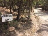 Se inicia el expediente para contratar los aprovechamientos de caza en montes de utilidad pública de propiedad municipal de Totana