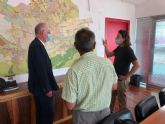 La creación de más huertos ecológicos potenciará el desarrollo sostenible en el municipio